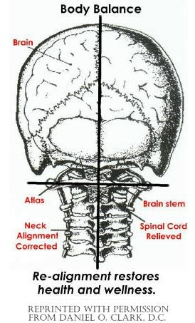 Orthospinology and body balance