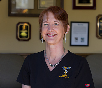 Kathie LaPointe, Mayer Chiropractic Clinic Therapist