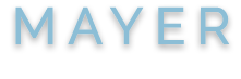 Mayer Chiropractic Clinic Logo